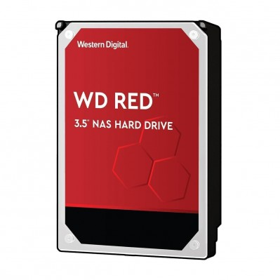 Hard Disk Western Digital Red NAS™ 10TB WD101EFAX