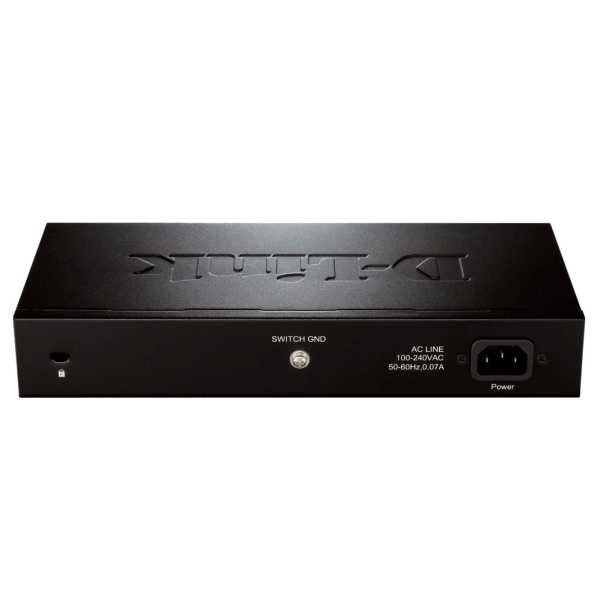 D-Link switch neupravljivi, DES-1016D/E