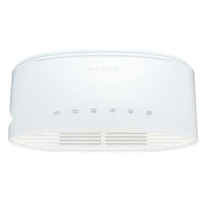 Switch D-Link DGS-1005D/E