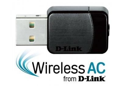 Bežični adapter D-Link DWA-171