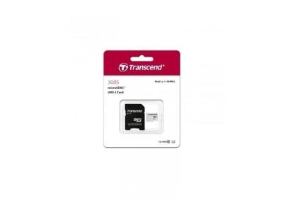 Memorijska kartica Transcend SD MICRO 16GB HC Class UHS 1 + SD adapter