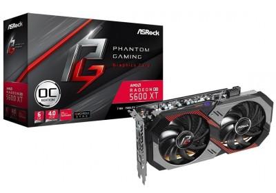 Grafička kartica Asrock RX5600XT Phantom Gaming D2 6G OC