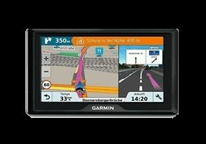 Auto elektronika, navigacije