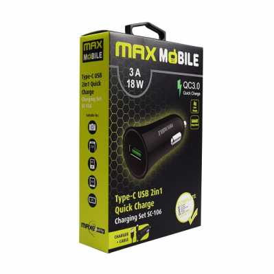 Auto_punjac_MAXMOBILE_USB__SC-106_QC_3_0,18W_QUICK_CHARGE_3A_+_TYPE_C_crni_0.jpg